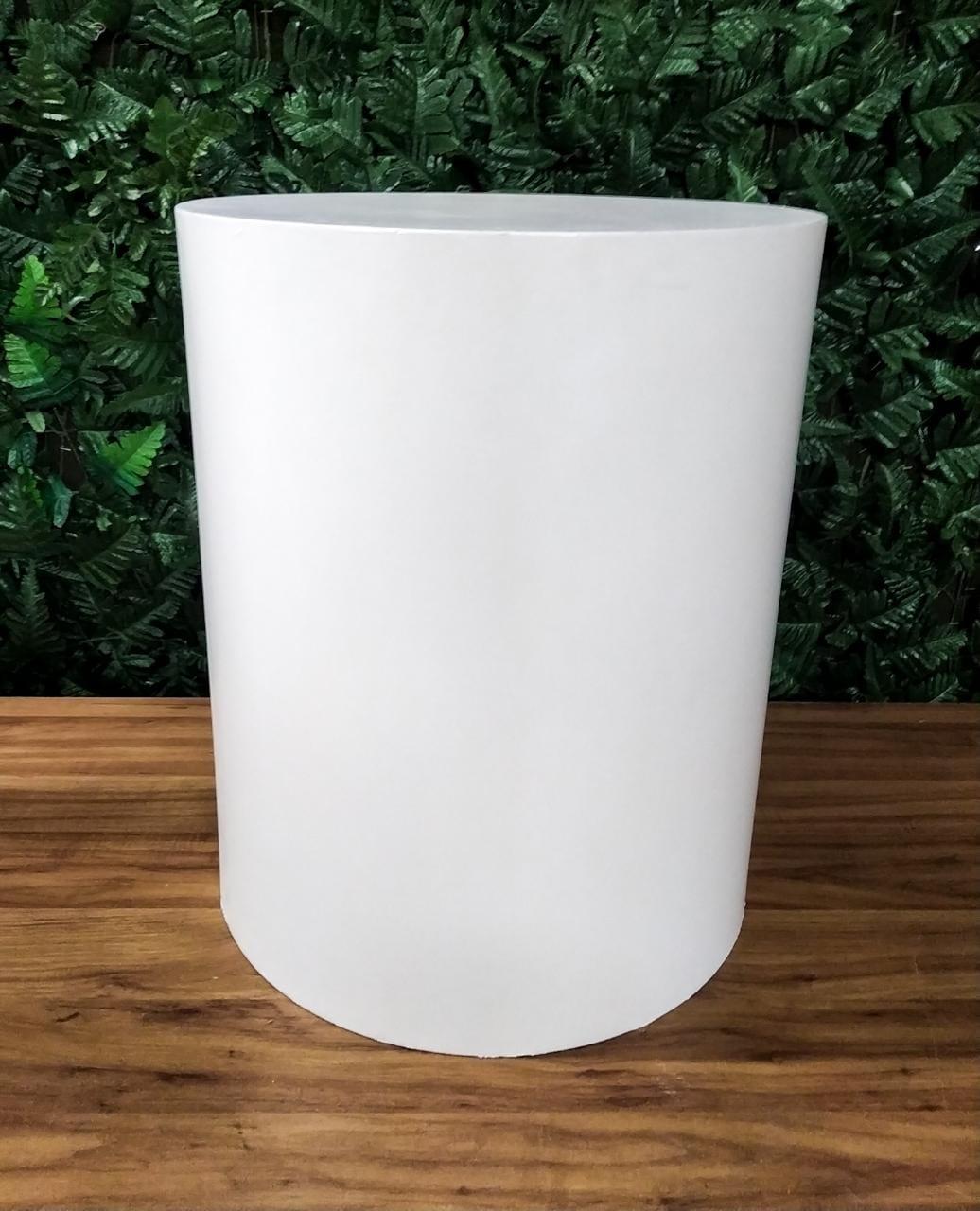 Cilindro Branco P 41x51